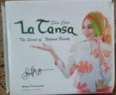 kosmetik merk La Tansa RWP