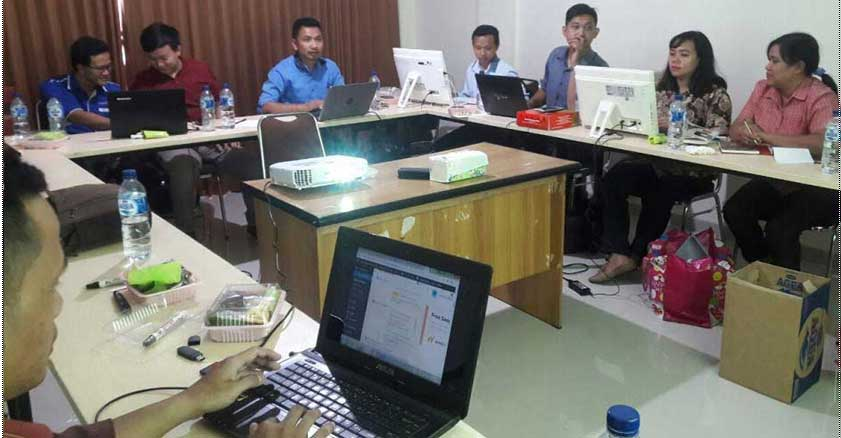 Pelatihan Digital Marketing RWP