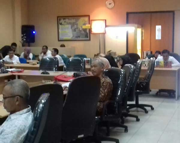 Bimtek UKM BBP2HP di Jakarta