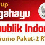 Promo Kemerdekaan untuk Paket-2 RWP