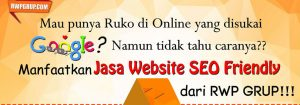 jasa pembuatan website RWP