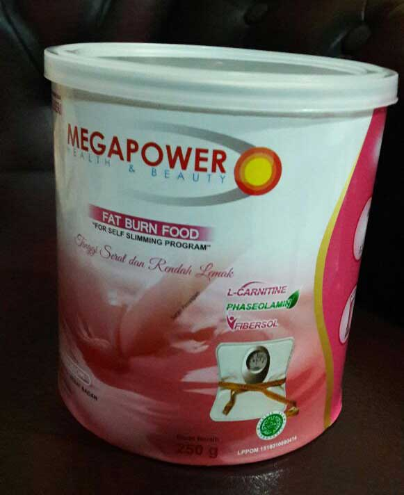 megapower slim asli