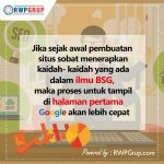 Kata Mutiara Bisnis Online 1 : llmu BSG