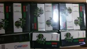 greem coffee fibre RWP Grup