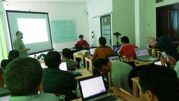 Workshop Omset 1 Milyar RWP Cibubur