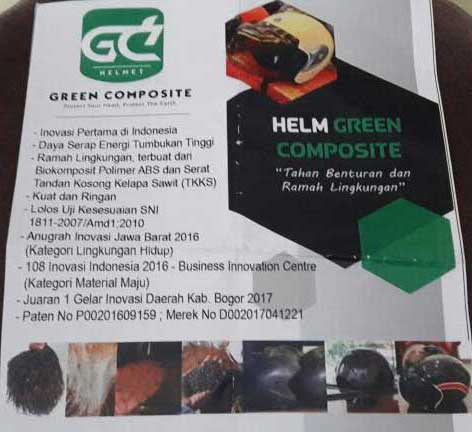 Helm Green Composite IPB