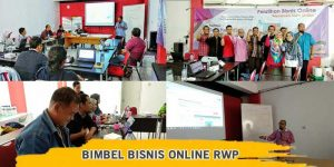 belajar bisnis online di RWP