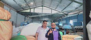 Pabrik Sliver Cotton dan cotton bud
