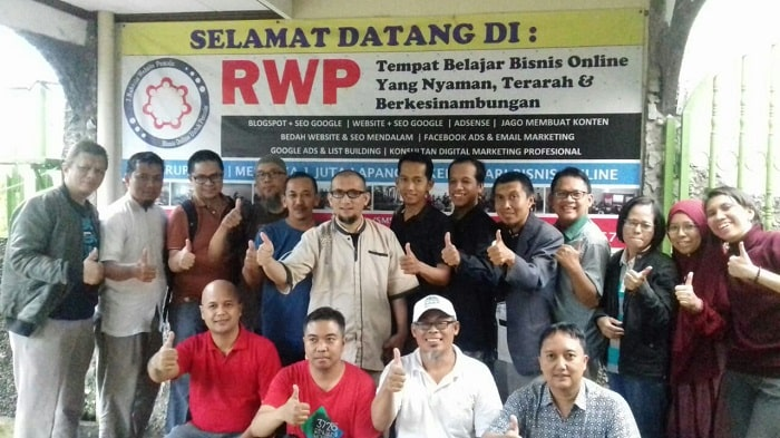 Training Digital Marketing RWP