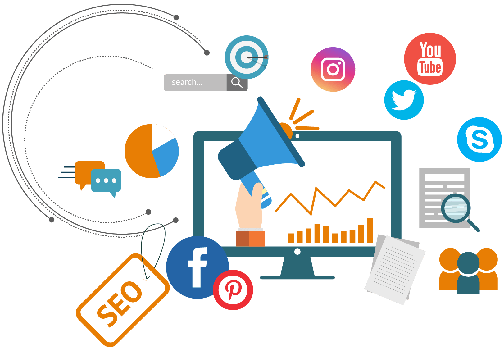 Belajar digital marketing online