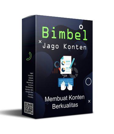 Affiliate marketing Bimbel jago konten