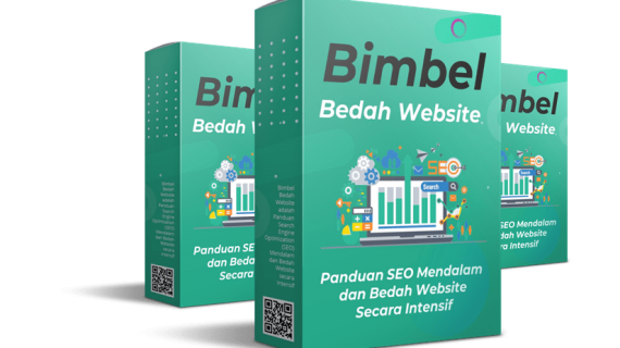Bimbel bedah website box