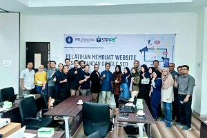 pelatihan membuat website