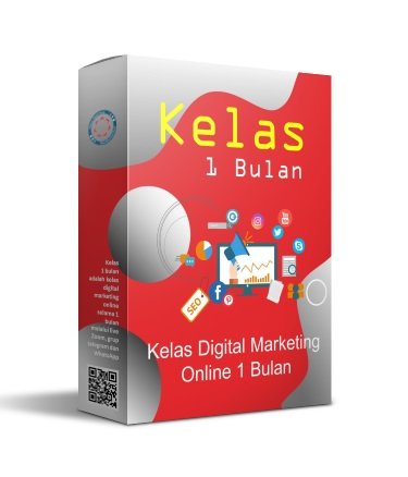 program affiliate kelas 1 bulan