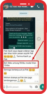 Testimoni kursus digital marketing